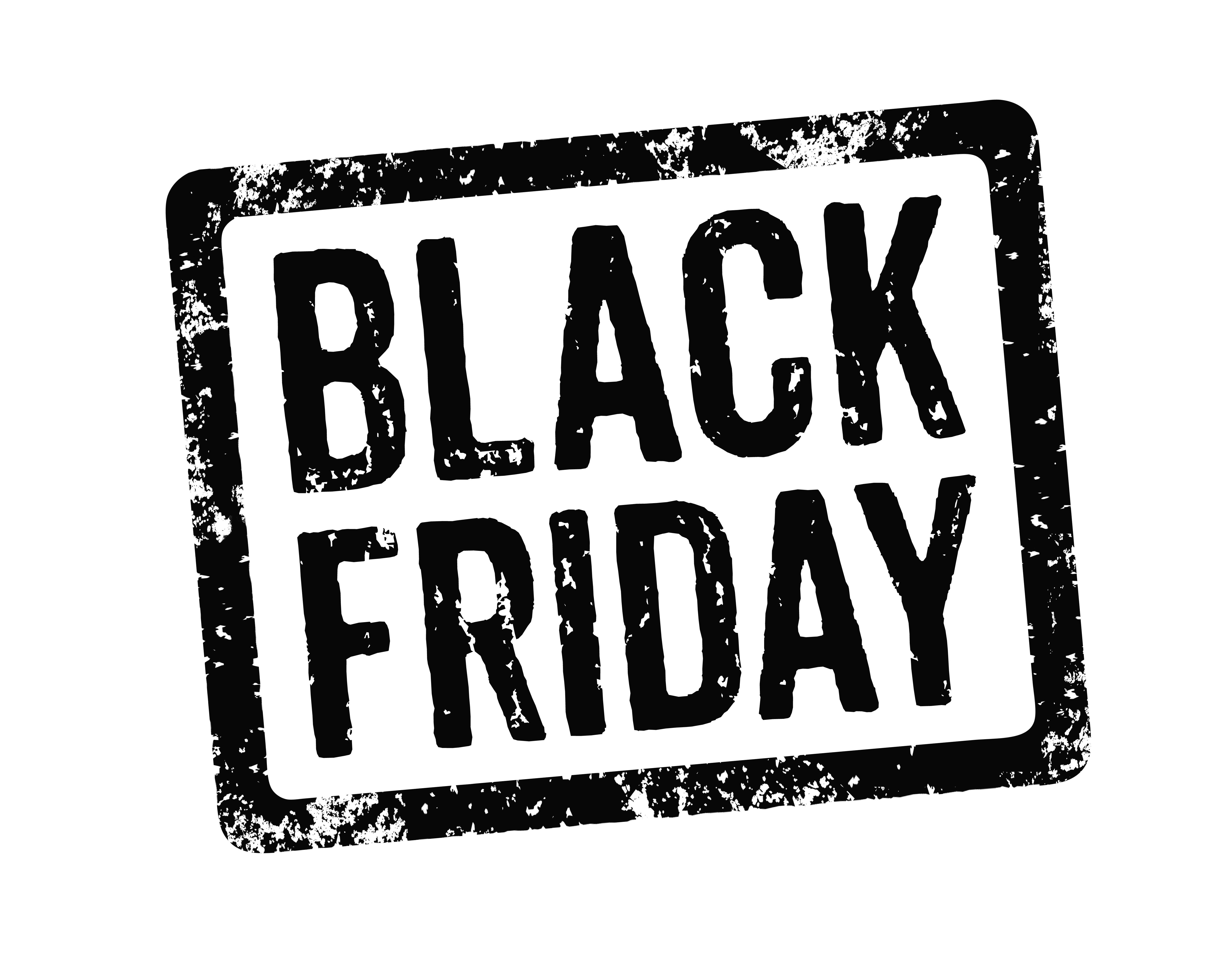 בלאק פריידיי - black friday